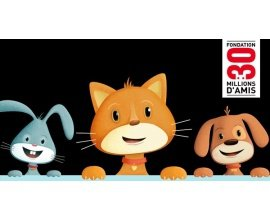 30 Millions d'Amis: Créez un sticker gratuit au nom de votre animal