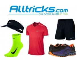 Alltricks: 20% de réduction sur une sélection de la nouvelle collection running