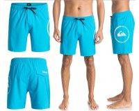 """eBay: Short de bain Homme Quiksilver Sideways 17"""" Bleu taille L ou XL à 17,48€"""