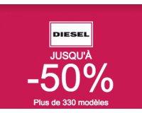 Spartoo: Jusqu'à -50% sur la marque Diesel