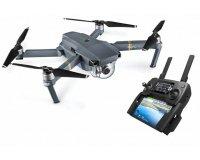 Darty: Drone Quadricoptère DJI Mavic Pro avec caméra 4K + radiocommande à 738,60€