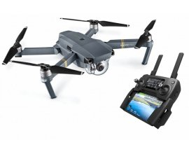 GearBest: Drone Quadricoptère DJI Mavic Pro avec caméra 4K + radiocommande à 677,03€