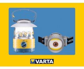 Femme Actuelle: Des lampes et veilleurses Varta Les Minions à gagner par tirage au sort