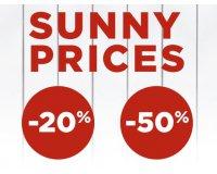 Jules: [Sunny Prices] -20% & -50% dès 2 articles achetés