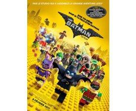 "FranceTV: 10 Blu-ray & 20 DVD du film ""Lego Batman"" à gagner"