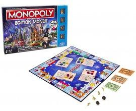 Auchan: Jeu Monopoly édition Monde à 11,99€ au lieu de 29,99€