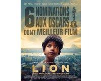 """Allociné: 20 DVD du film """"Lion"""" à gagner"""