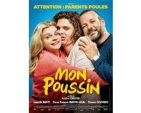 """Publik'Art: 5 lots de 2 places de cinéma pour le film """"Mon poussin"""" à gagner"""