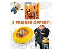La Grande Récré: 1 freesbee offert dès 25€ d'achat de jouets Moi Moche et Méchant