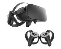 Fnac: - 50€ sur le casque de réalité virtuelle PC Oculus Rift + manettes Oculus Touch