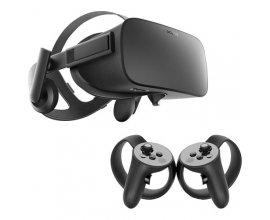Fnac: Casque de réalité virtuelle PC Oculus Rift + manettes Oculus Touch à 399€