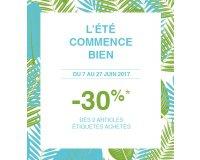 Eurodif: -30% dès deux articles déco étiquetés achetés