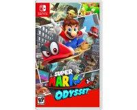 Cultura: [Précommande] Super Mario Odyssey sur Nintendo Switch à 49,99€ au lieu de 59,99€