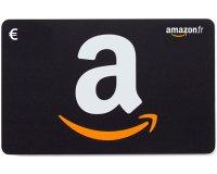 Amazon: Achetez un chèque-cadeau de 30€ et recevez un code de 6€ valable sur Amazon.fr