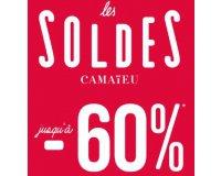 Camaïeu: [Soldes] Jusqu'à -60% & -10% supplémentaires dès 2 articles achetés