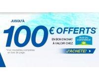 Allopneus: Achetez 2 ou 4 pneus GOODYEAR et recevez jusqu'à 100€ chez Rue du Commerce