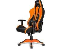 TopAchat: Fauteuil gamer AKRacing Premium Plus orange et noir à 199,90€ au lieu de 329,90€