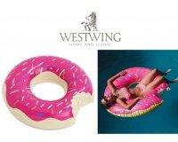 Westwing: Bouée donut géante 119cm de diamètre en soldes à 19€ au lieu de 50€