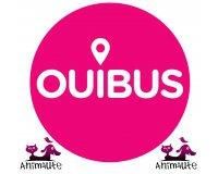 OUIBUS: Faites garder votre animal de compagnie gratuitement pour voyager avec Animaute