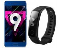 Darty: Smartphone Honor 9 + bracelet connecté Honor 3 à 400€ (dont 30€ via ODR)