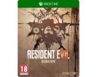 Auchan: Jeu Resident Evil 7 Steelbook Edition sur Xbox One en soldes à 30€