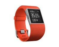 Fnac: Montre Connectée Sport Fitbit Surge Tangerine Taille L en soldes à 115€
