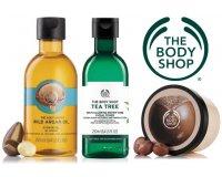 The Body Shop: 3 produits pour le prix de 2 sur une sélection de produits