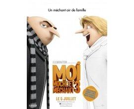 """Rire et chansons: 20 places de cinéma pour """"Moi moche et méchant 3"""" à gagner"""