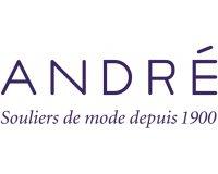 André: Livraison offerte dès 2 paires de chaussures soldées achetées
