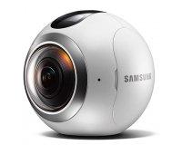 Rue du Commerce: Caméra Samsung Gear 360 pour réalité Virtuelle à 179,99€ au lieu de 349€