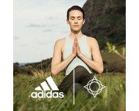 Adidas: Un séjour tout compris au Canada pour le festival de yoga Wanderlust à gagner