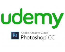 Udemy: Cours débutants pour bien commencer avec le logiciel Adobe Photoshop CC