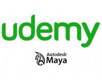 Udemy: Cours débutants gratuit sur Autodesk Maya pour créer des animations 3D