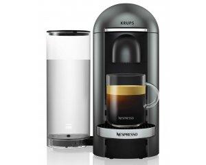 cafeti re krups nespresso vertuo yy2778fd titane 99 avec 100 en odr darty. Black Bedroom Furniture Sets. Home Design Ideas