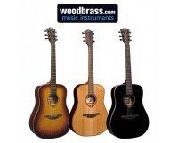 Woodbrass: Guitare acoustique LÂG T100 à 199€ au lieu de 368€