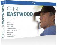 Amazon: Clint Eastwood - Coffret 10 films [Édition Limitée] à 37,56€
