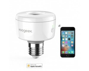 ampoule led connect e compatible apple homekit 25 79 amazon. Black Bedroom Furniture Sets. Home Design Ideas