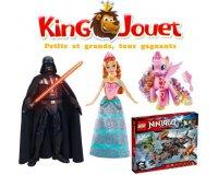 King Jouet: [Happy Hours] 2 jouets soldés achetés = le 3e offert