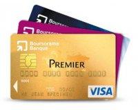 Boursorama: 130€ offerts pour toute 1ère ouverture de compte avec une carte bancaire