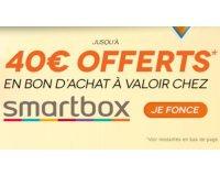 Allopneus: Jusqu'à 40€ offerts chez Smartbox pour l'achat de pneus moto sport touring