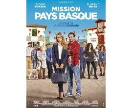 """Rire et chansons: 40 places de ciné pour le film """"Mission Pays Basque"""" à gagner"""