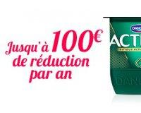 Danone: Jusqu'à 100€ de réduction par an grâce aux coupons à imprimer Danone