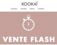Kookaï : Tout les produits soldés à -50%