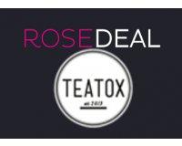 Vente Privée: Rosedeal Teatox avec les bons d'achat de 20 ou 40€ à moitié prix