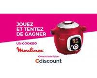 Cdiscount: Un Cookeo de la marque Moulinex à gagner sur la page Facebook Cdiscount