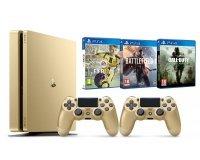Amazon: PS4 Gold + 2e manette + FIFA 17 + Battlefield 1 + CoD: Modern Warfare à 309,99€