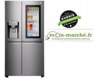 LG: 400€ de produits frais offerts pour l'achat du LG InstaView Door-in-Door