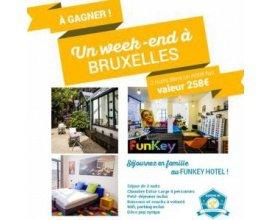 Familydays: Un week-end à Bruxelles d'une valeur de 258€ à gagner