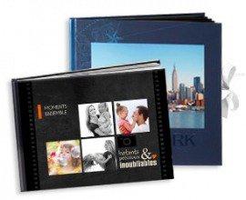 Photoweb: - 80% sur le 2nd livre photo L ou XL acheté (hors livre photo élégance)