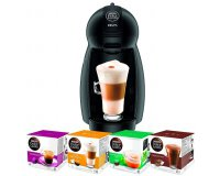 Amazon: Machine à Café à Capsules Krups YY2283FD Nescafé Dolce Gusto Piccolo à 35,90€